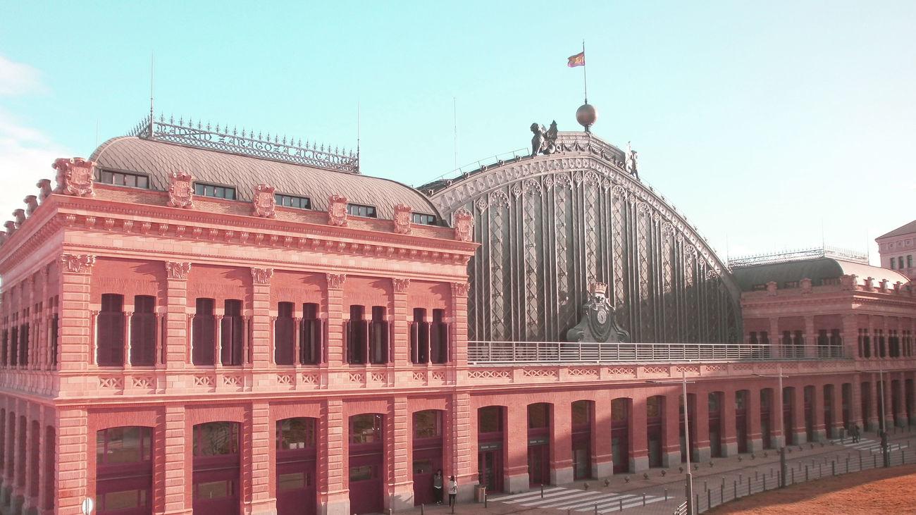 Atocha, de prisión a la estación más importante de Madrid