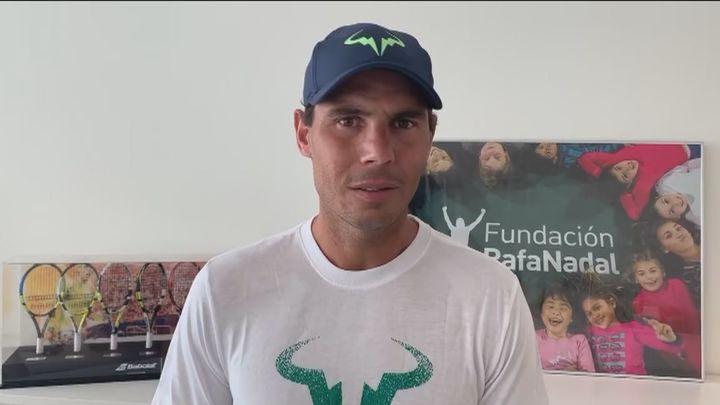 """Rafa Nadal pone fin a su temporada 2021: """"Necesito tomarme un tiempo"""""""