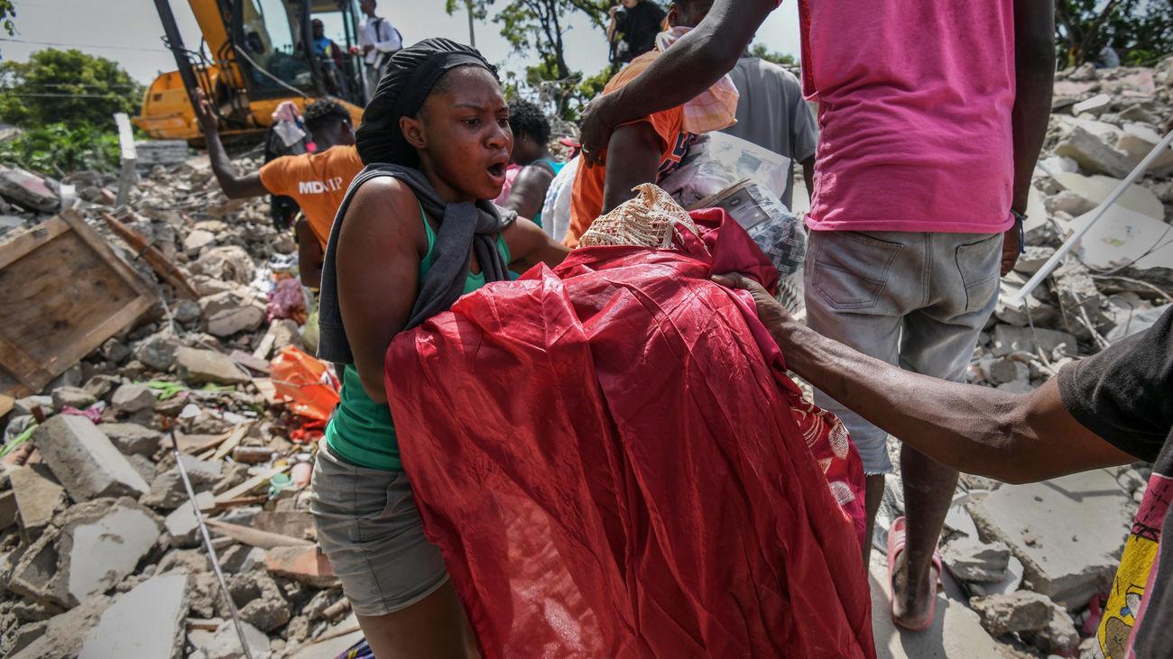 España envía este sábado 30 toneladas de ayuda humanitaria a Haití