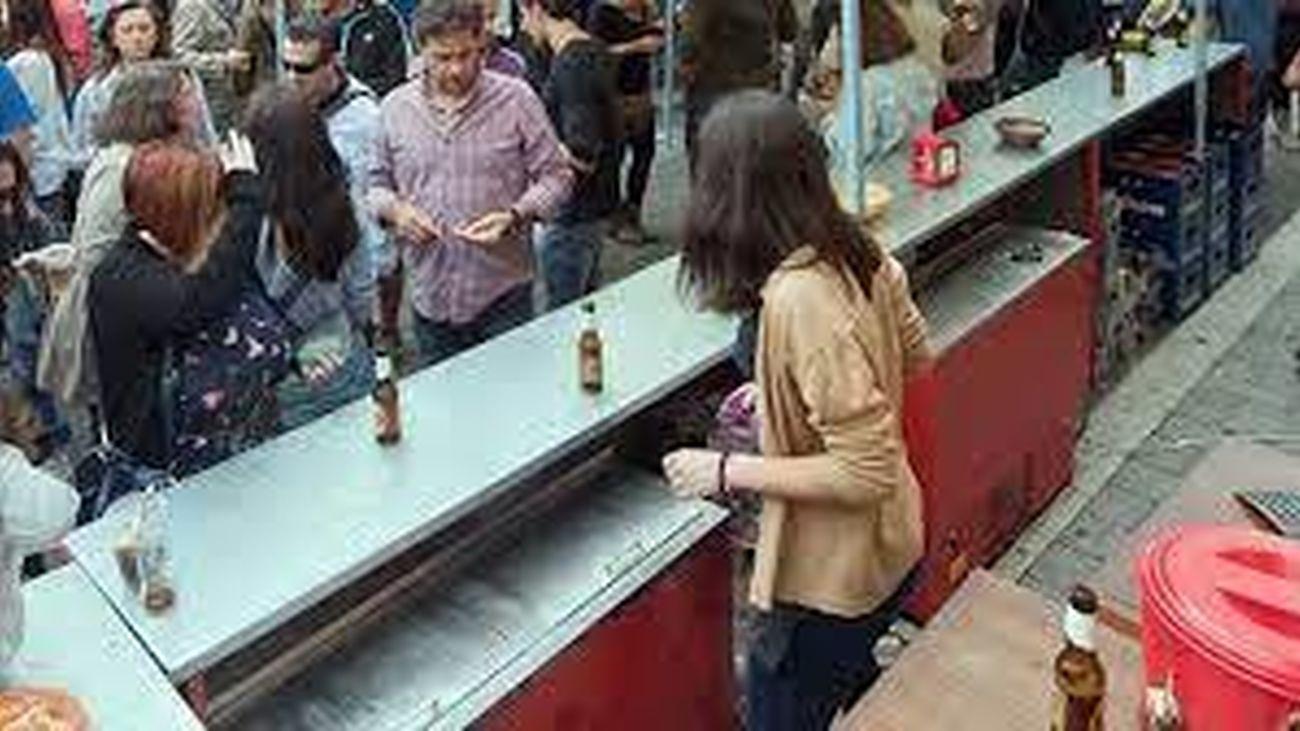 Galapagar autoriza barras en el exterior de los bares entre el 9 y el 19 de septiembre