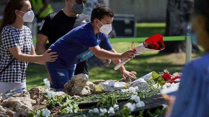 Madrid y Gran Canaria recuerdan a las víctimas del accidente de Spanair, 13 años después
