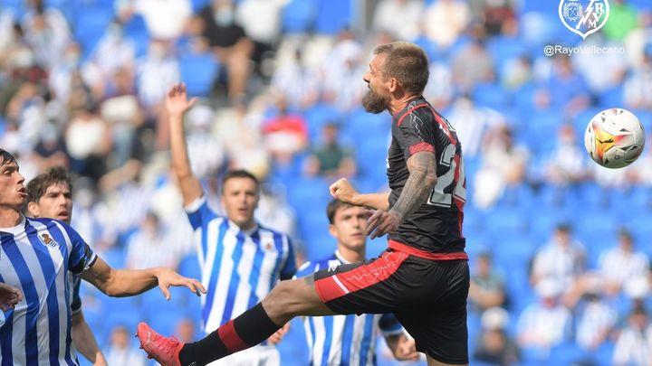 1-0. Mikel Oyarzabal devuelve la ilusión a la Real Sociedad