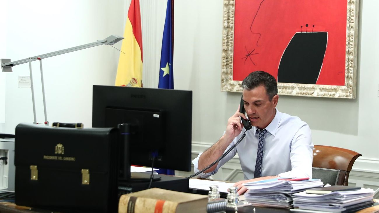 España y EEUU acuerdan el uso de las  bases militares de Rota y Morón para acoger a afganos