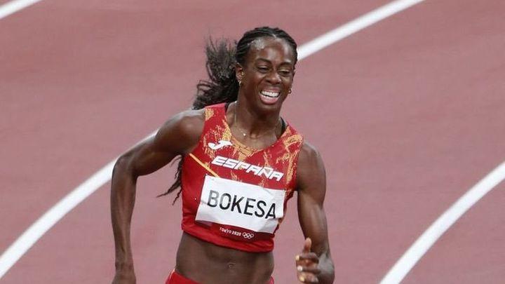 Aauri Bokesa logra la segunda mejor marca española de la historia en 400