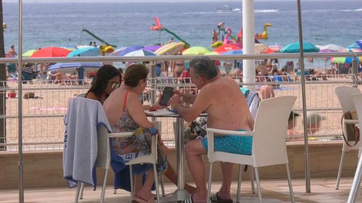 Los hoteles recuperan el pulso y aumentan en julio un 15,5% su facturación