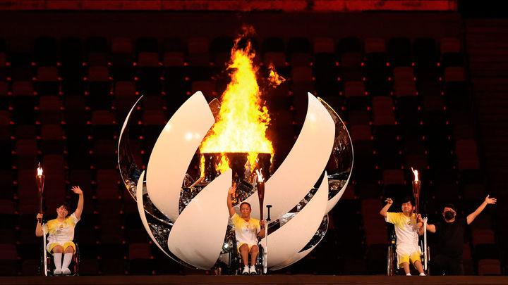 Tokio inaugura los Juegos Paralímpicos con una ceremonia llena de símbolos