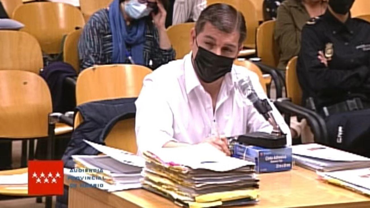 La Audiencia de Madrid eleva al Tribunal Superior de Justicia la causa del 'Rey del Cachopo'