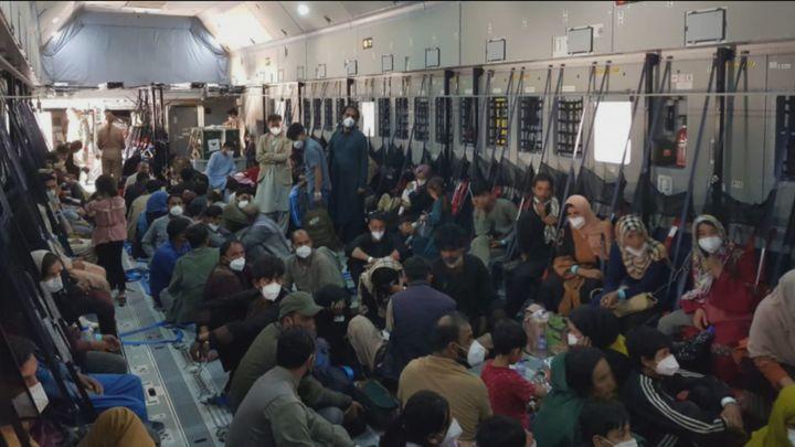 289 refugiados afganos ya han sido trasladados a centros de acogida de 9 Comunidades
