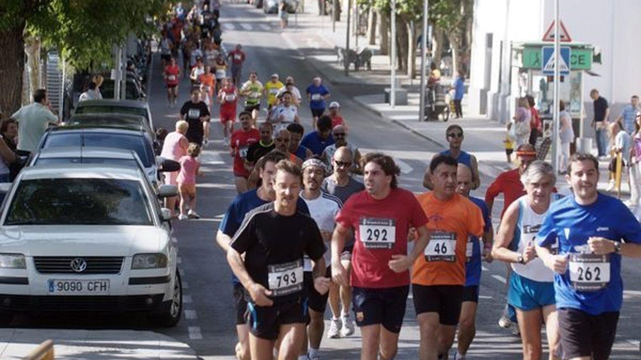 San Agustín retoma la carrera popular de 10 kilómetros 'Cuesta del Tirón'