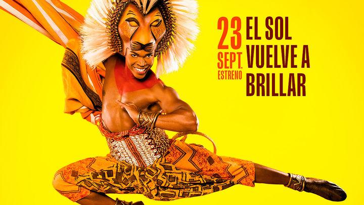 Musicales como 'El rey León' o 'A Chorus Line' regresan en otoño a la cartelera madrileña