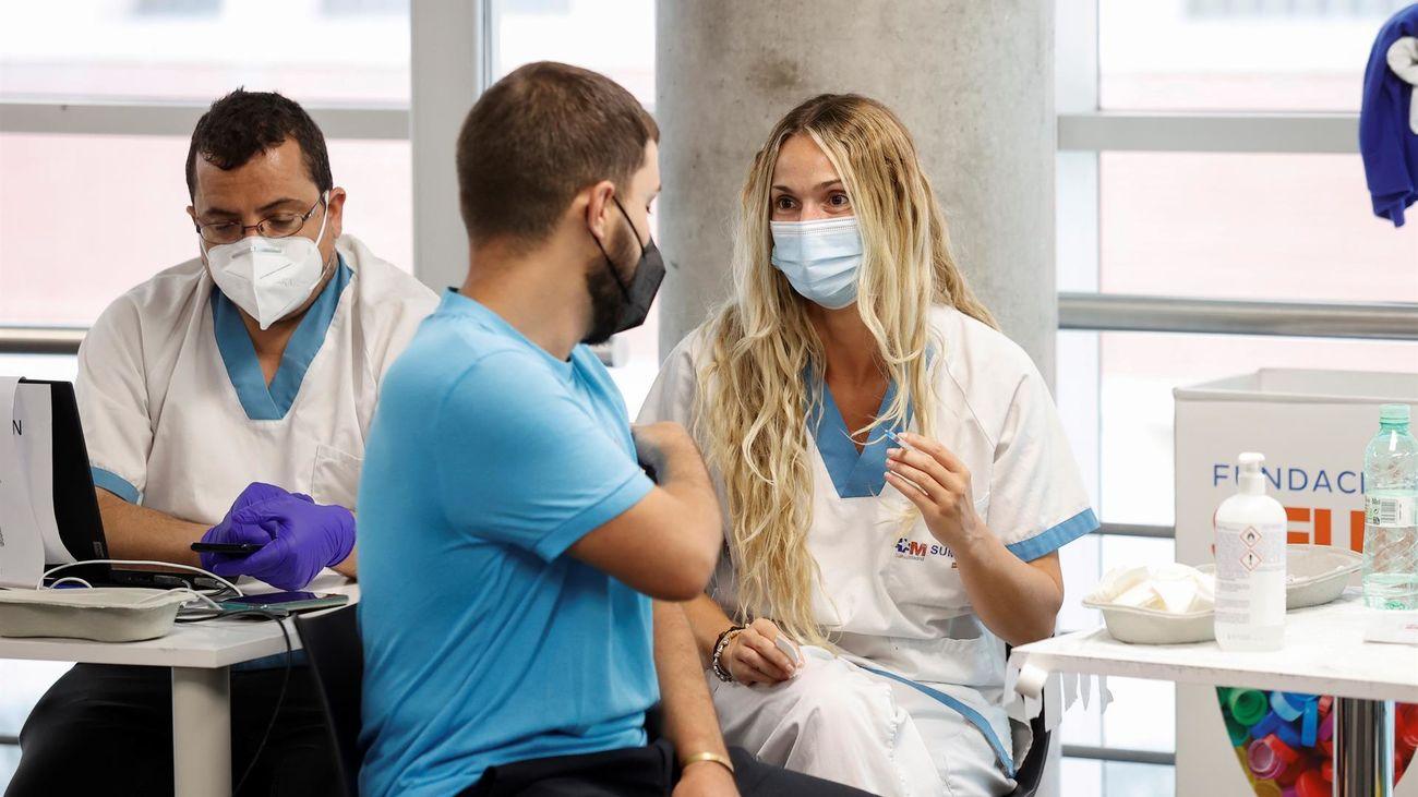Madrid prevé en breve un alivio de las restricciones contra el coronavirus