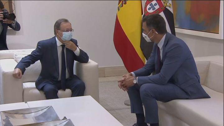 Sánchez compromete todos los medios para el retorno a Marruecos de los menores de Ceuta
