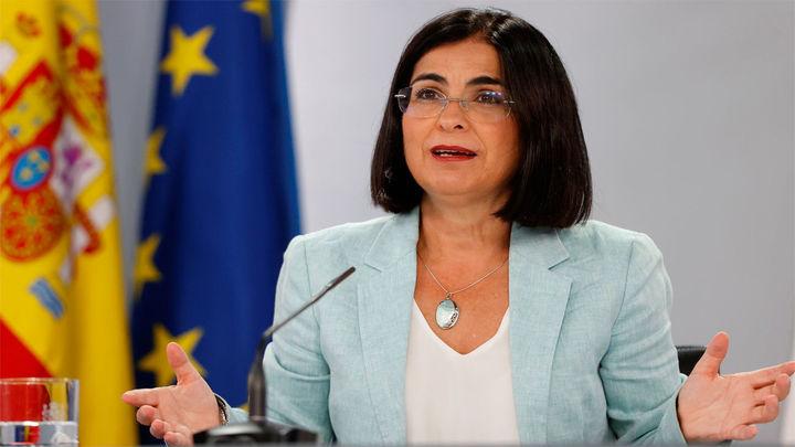 Darias asegura que España está preparada para administrar una tercera dosis de las vacunas contra el Covid