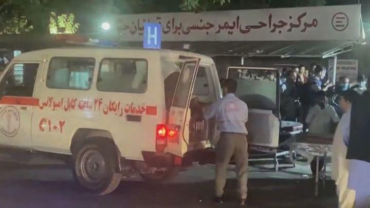 El grupo terrorista Estado Islámico (EI) asume la responsabilidad de los atentados