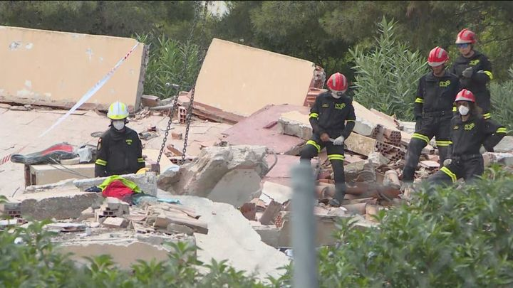 ¿Qué ocurrió para que se derrumbase repentinamente el edificio de Peñíscola?