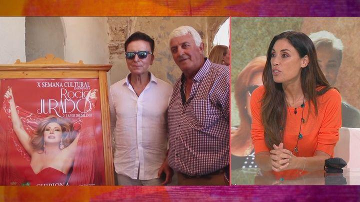 """Rocío Carrasco cree que la boda de su madre con Ortega Cano """"fue un error"""""""