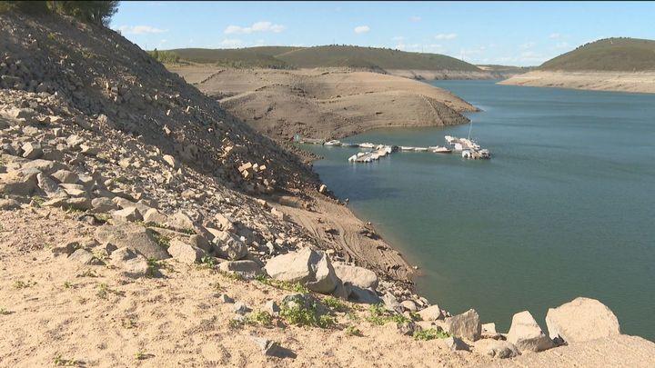 La Comisión Europea investiga el vaciado del embalse de Ricobayo en Zamora
