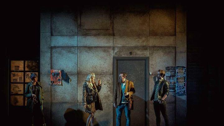 Terror en escena en el Teatro Figaro con 'Escape Room'