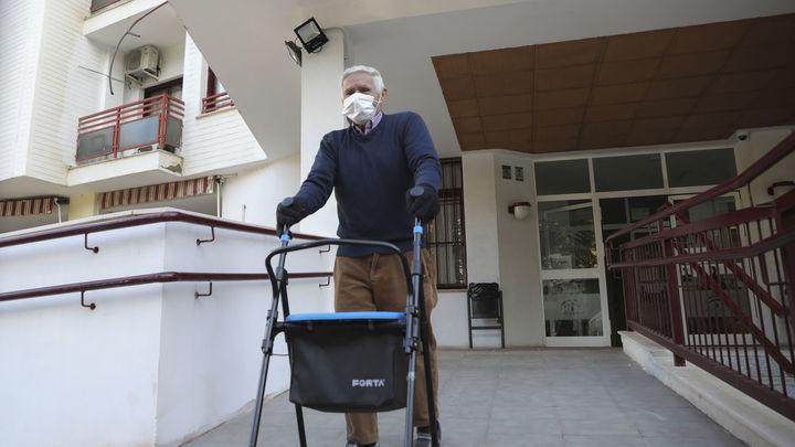 29 muertes por Covid en residencias madrileñas en la última semana