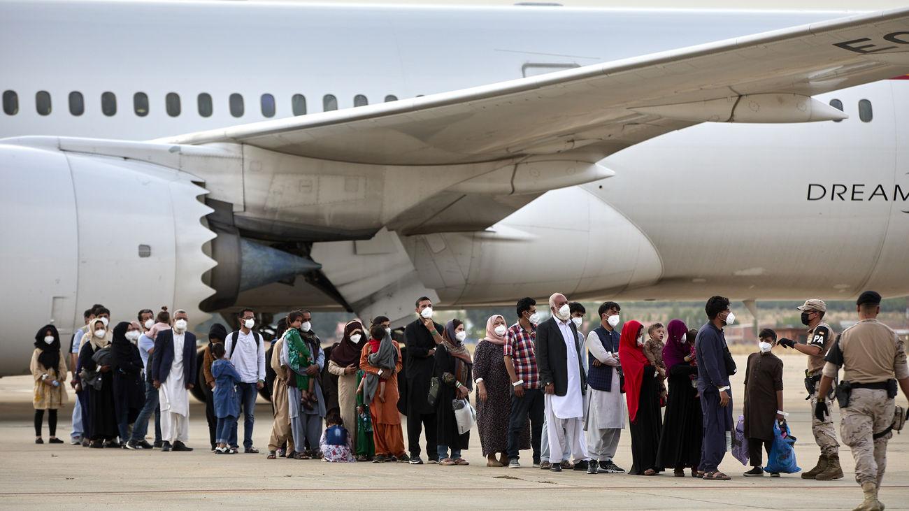 España da por finalizada la misión de rescate en Afganistán