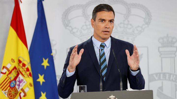"""Pedro Sánchez, tras el fin de la misión de rescate en Afganistán: """"Ha sido un éxito, misión cumplida"""""""