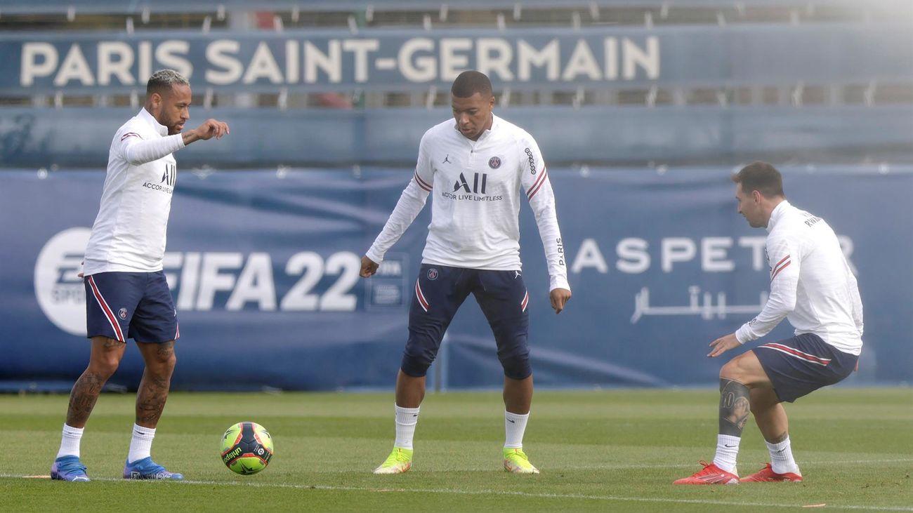 El Real Madrid da un ultimátum al PSG por Mbappé