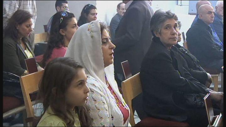 "Cristianos afganos, ""en grave riesgo"""