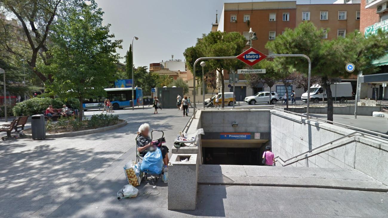 'La Prospe', barrio de contrastes entre corralas y arquitectura moderna