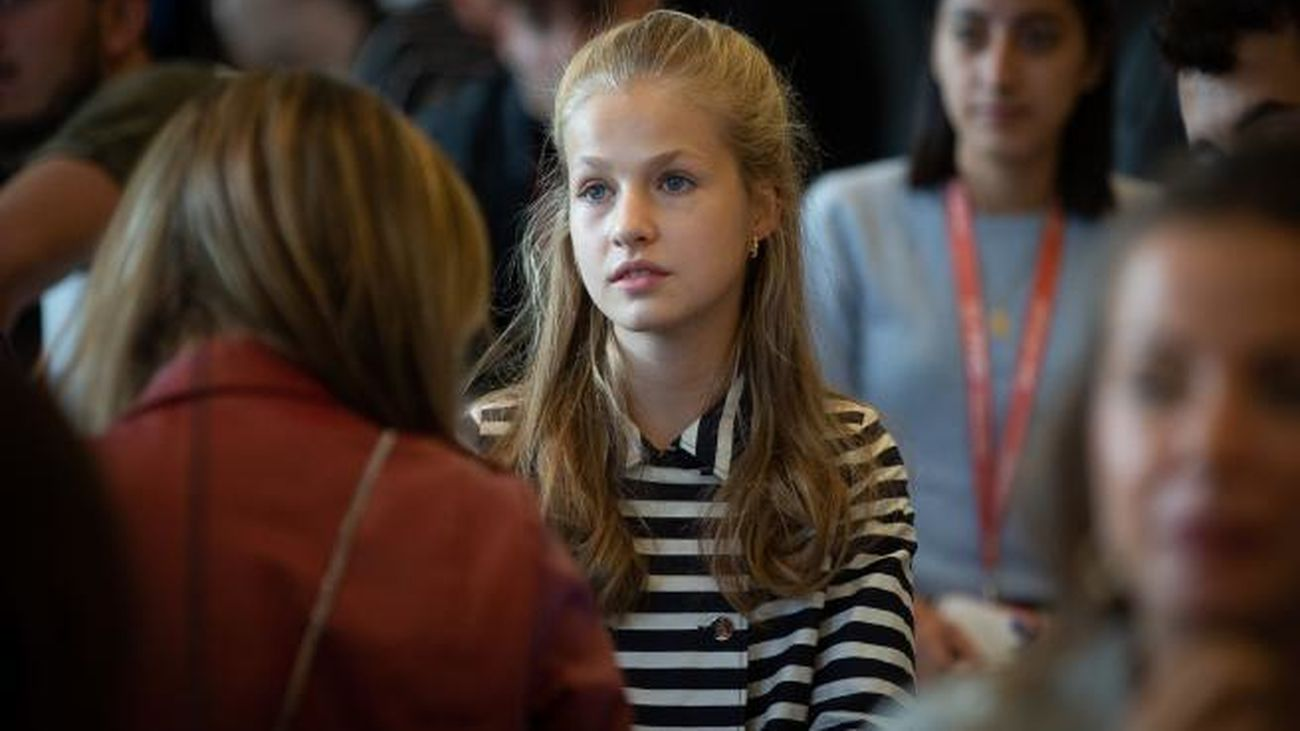 La princesa Leonor comienza este lunes el bachillerato en el internado de Gales