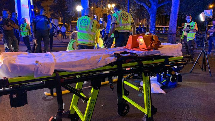 Identificado el conductor que arrolló mortalmente a un joven el sábado en Cibeles