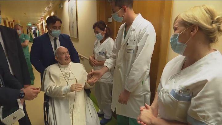 El Papa revela que estuvo a punto de morir en su última intervención de julio