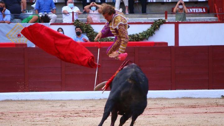 La verdad de Cortés y el temple de Espada, a hombros en Colmenar Viejo (2ª parte)