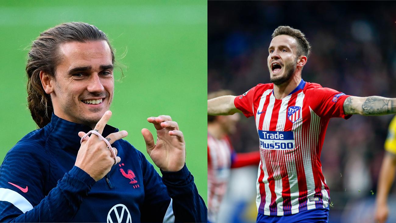 Saúl se despide del Atleti, rumbo al Chelsea y Griezmann, regresa