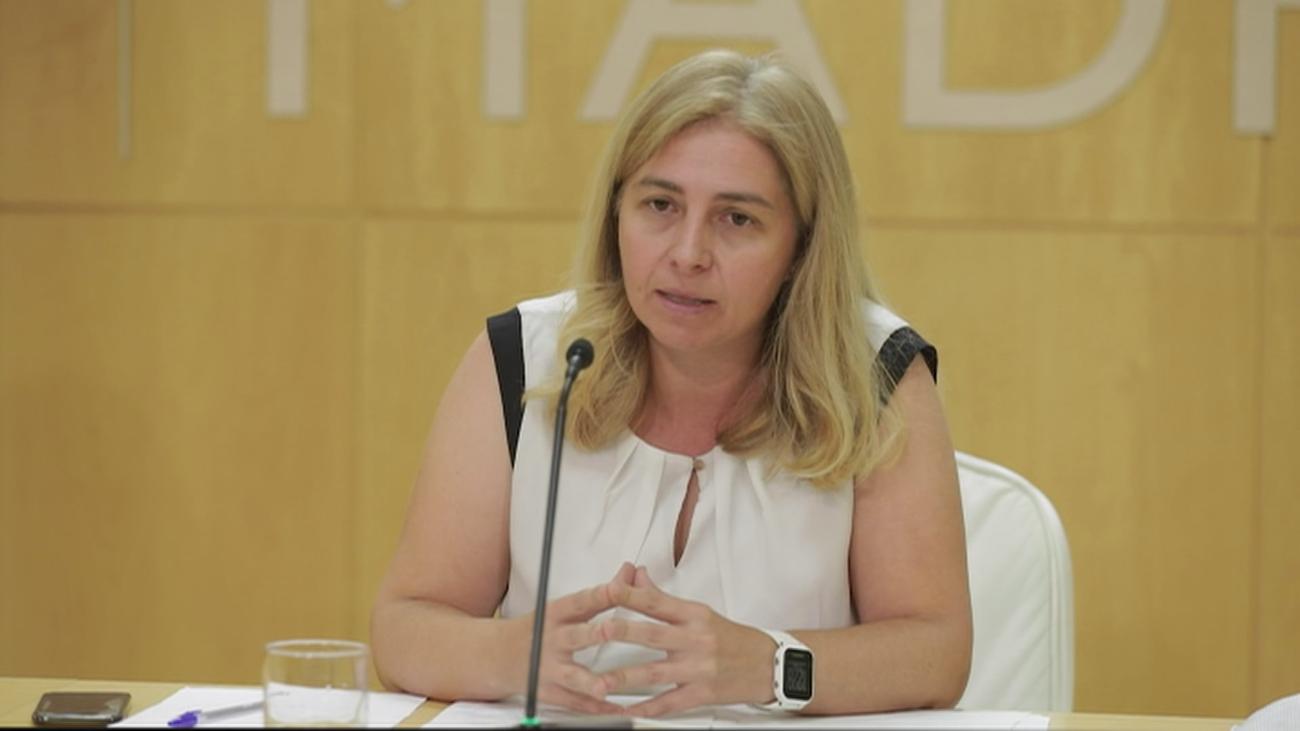 """Sanz: """"Queremos recuperar los niveles de uso del transporte público de antes de la pandemia"""""""