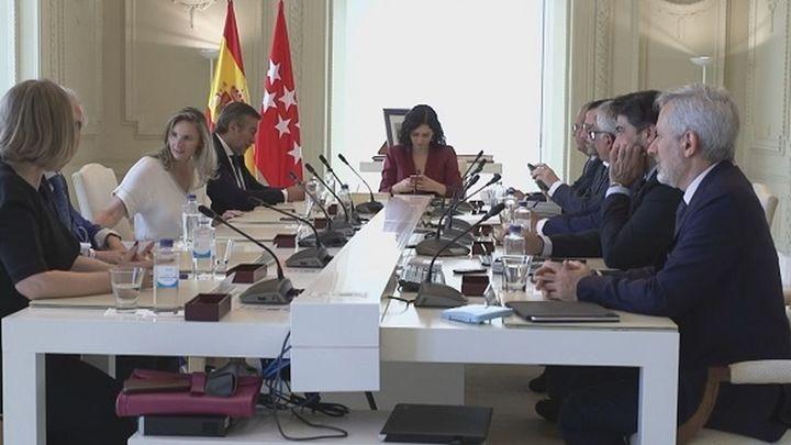 Este miércoles se celebra el primer consejo de gobierno regional del curso político