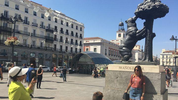 La ocupación hotelera en Madrid supera las previsiones gracias al aumento del turismo