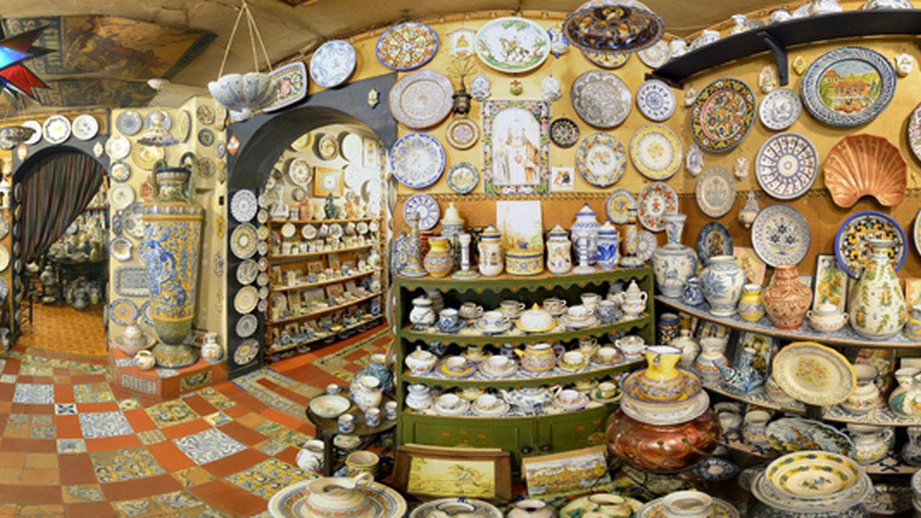 ¿Cómo sobrevive a la pandemia el negocio familiar de cerámica  Antigua Casa Talavera?