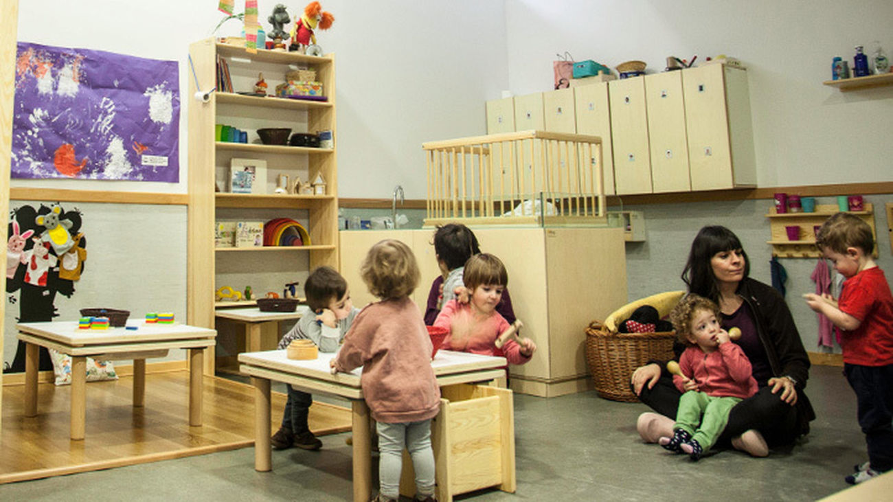 El Ayuntamiento de Madrid amplía al 22 de octubre el plazo para pedir becas infantiles