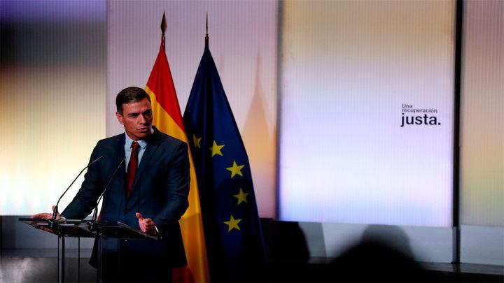 """Sánchez sobre el precio de la luz: """"Continuaremos actuando siempre dentro del marco regulatorio europeo"""""""