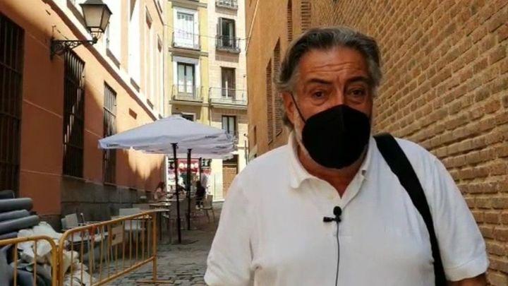 El portavoz del PSOE-M en el Ayuntamiento, Pepu Hernández anuncia que deja el cargo