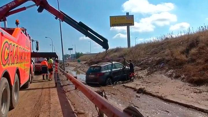 Toledo el día después del desastre