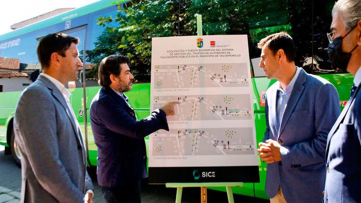 Valdemorillo contará con un sistemainteligente de señalización semafórica para autobuses interurbanos