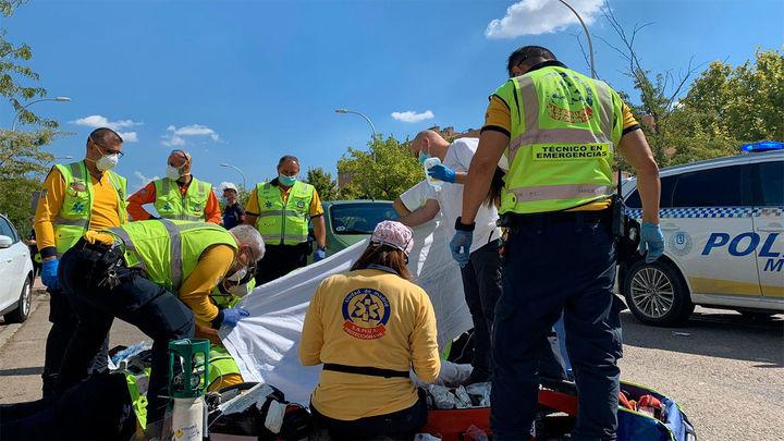 Una mujer de 87 años muere al ser atropellada en Canillejas