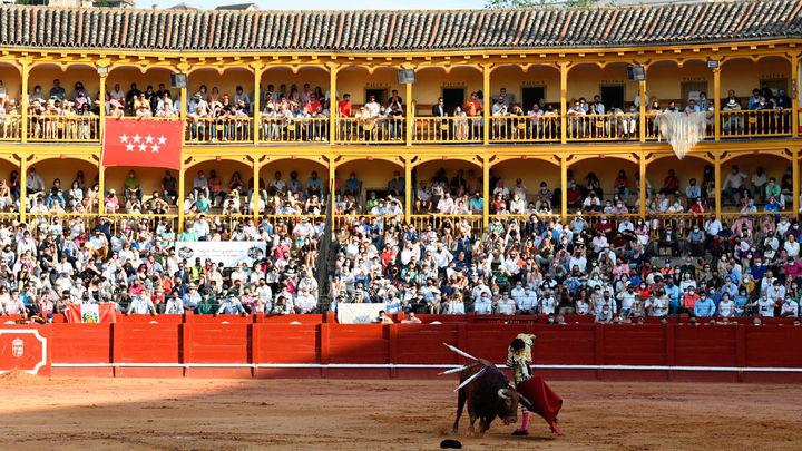 Navas del Rey y Aranjuez, citas taurinas de este fin de semana en Telemadrid