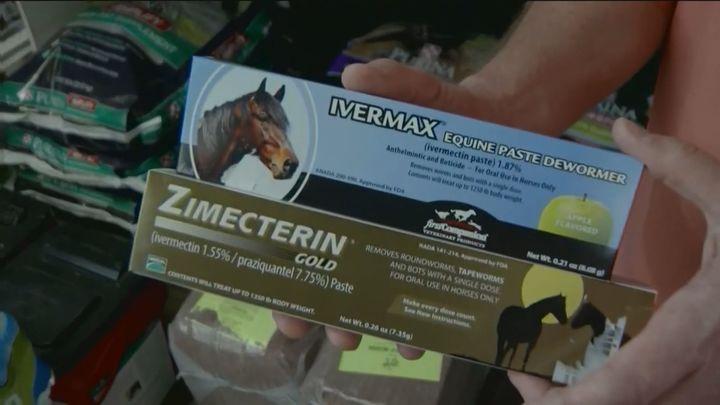 La medicina para caballos que causa furor entre los estadounidenses como milagro anti-Covid