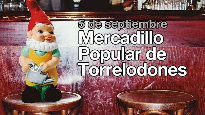 El Mercadillo popular de Torrelodones regresa este domingo