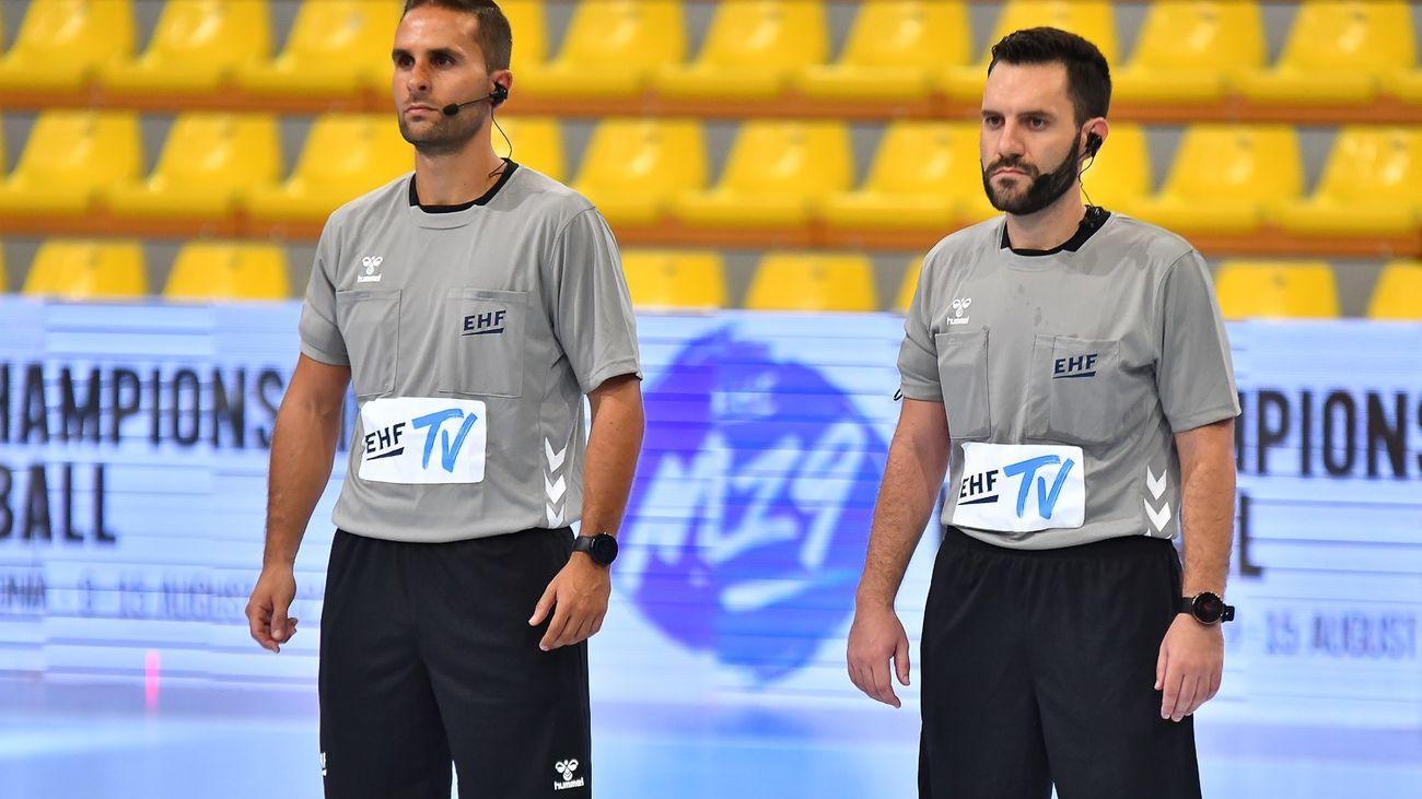 El árbitro madrileño David Monjo logra la internacionalidad