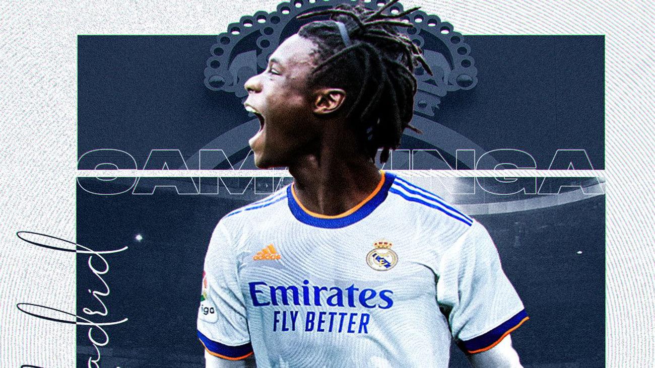 El joven francés Camavinga,  ficha por el Real Madrid a la espera de Mbappé
