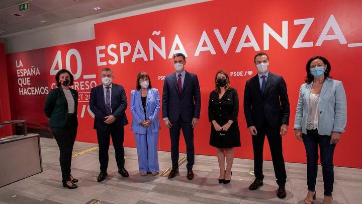 El PSOE renueva a sus portavoces para dar impulso a su mensaje político