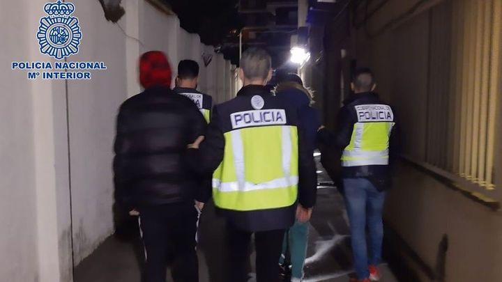 Importante operación policial contra las bandas latinas en el Corredor del Henares